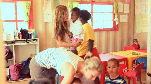 Volunteer in Childcare with IVHQ in South Africa