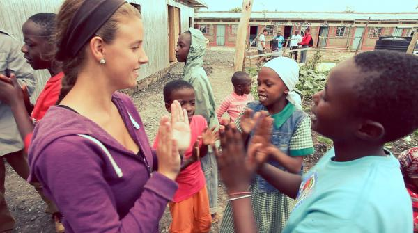 Volunteer in Childcare with IVHQ in Kenya