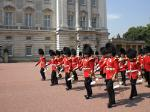 Guards in London