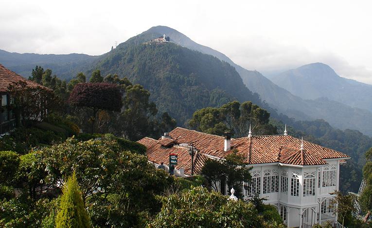 Mountains of Bogotá