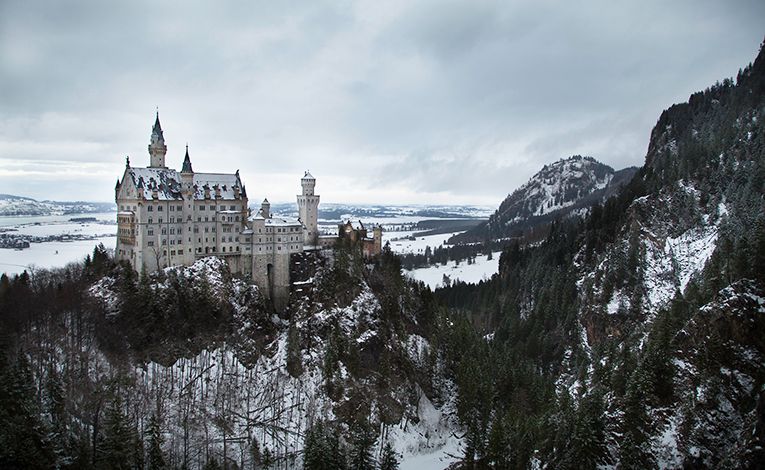 Schwangau, Germany Castle