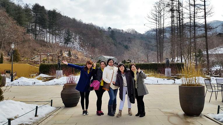 Jade garden, Seoul, South Korea