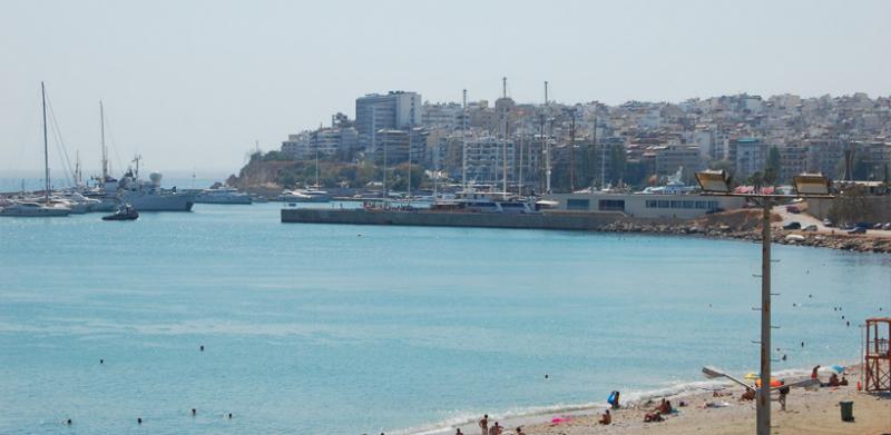 Greece Harbor