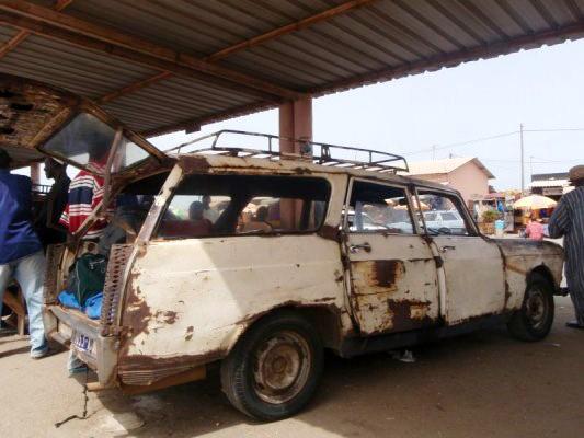 The Bush Taxi