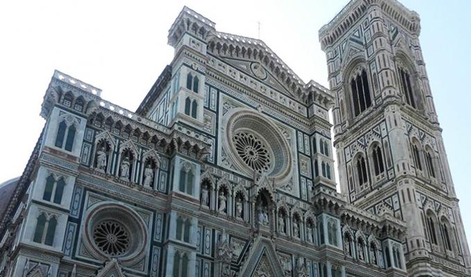The Basilica of Saint Mary of the Flower Florence, Italy