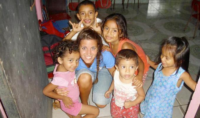 Volunteering With Children In Costa Rica.