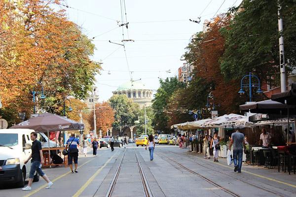 Study abroad in Bugaria.