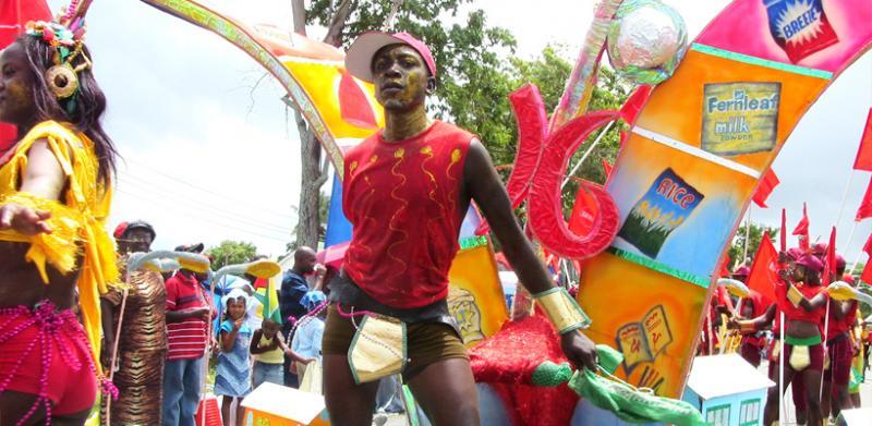 Mashramani in Guyana