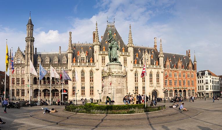 Provincial Hof, Belgium