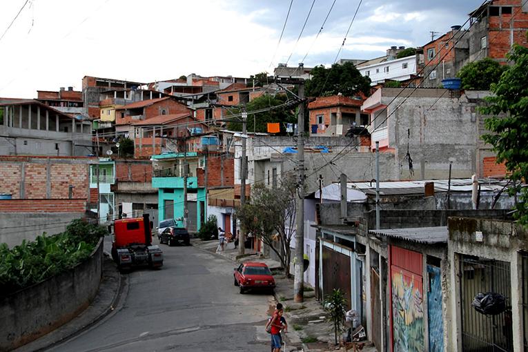 Carapicuíba favela