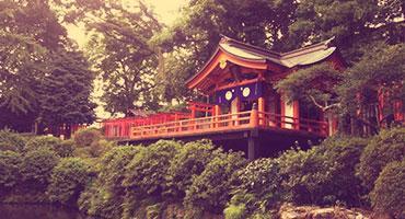 Explore hidden sanctuaries in Japan