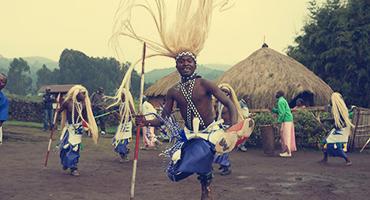 Rwandan Man