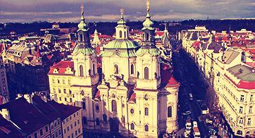 Teach in Czech Republic.