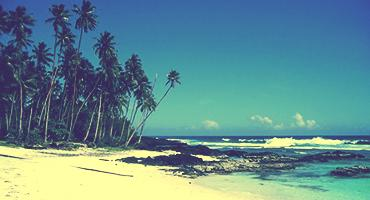 beautiful Carribean sea