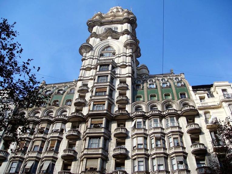 Palacio Barolo in Argentina