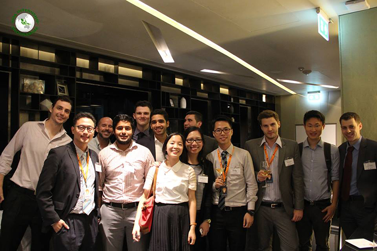 Professionals in Bangkok, Thailand