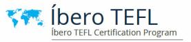 IBERO TEFL Institute Buenos Aires logo
