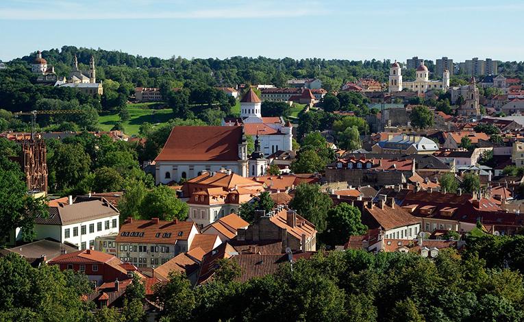 Vilnius City, Lithuania