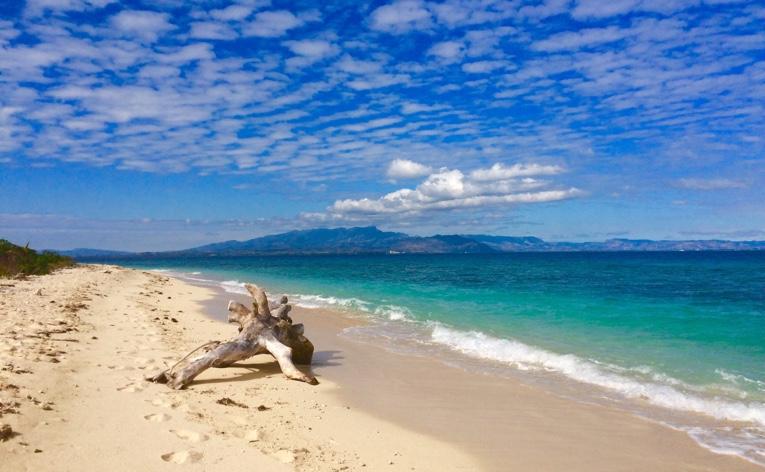 Bounty Island Beach, Fiji