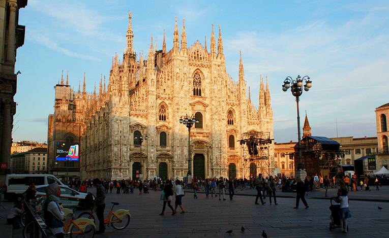 Il Duomo (Milan's Cathedral)
