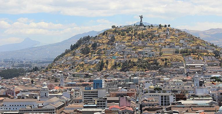 El Panecillo, Quito