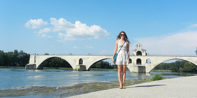 A bridge in France