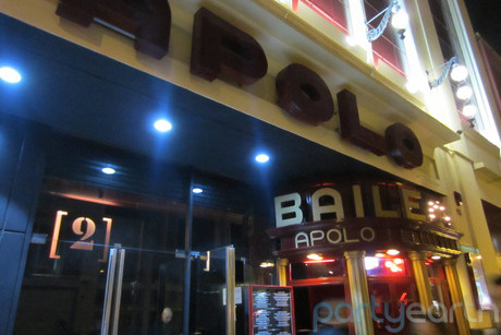 Studying in Barcelona and need to satisfy your punk rock needs? Check out Sala Apolo!