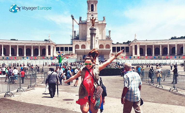 Fatima's carnival in Europe