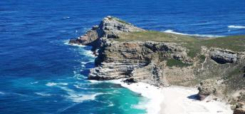 The Cape of Good Hope, South Africa.