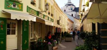 Old Town, Vilnius, Lithuania