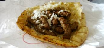 The Infamous Local Dish Cevapi.