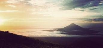The Momotombo Volcano in Nicaragua
