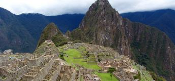 Seeing Machu Picchu is one great reason to study abroad in Peru.