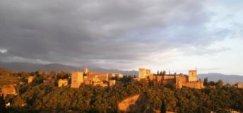 Dusk in Spain