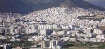 The city of Tetouan.