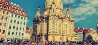Frauenkirche Cathedral, Germany