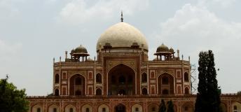 Temple in New Delhi, India
