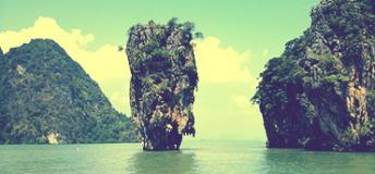 JamesBond Island, Phuket