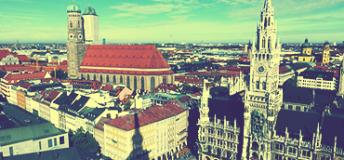 Bavaria, State Capital, Munich, Germany