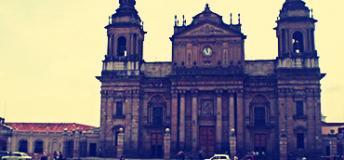 Plaza in Guatemala