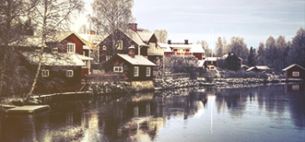 Houses in Sweden