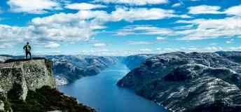 Fjords in Norway