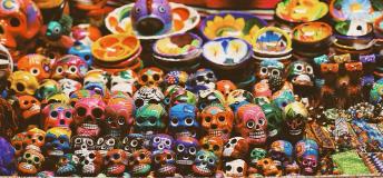 Skull figures
