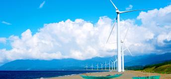 Bangui Windmills, Ilocos Norte Philippines