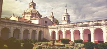 Church in Cordoba, Spain