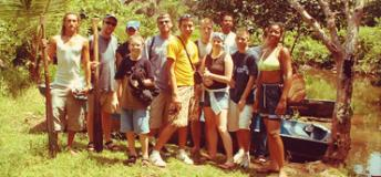 Get your TEFL certificate in Costa Rica.