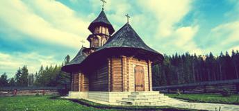 Sihastria Monastery Putnei