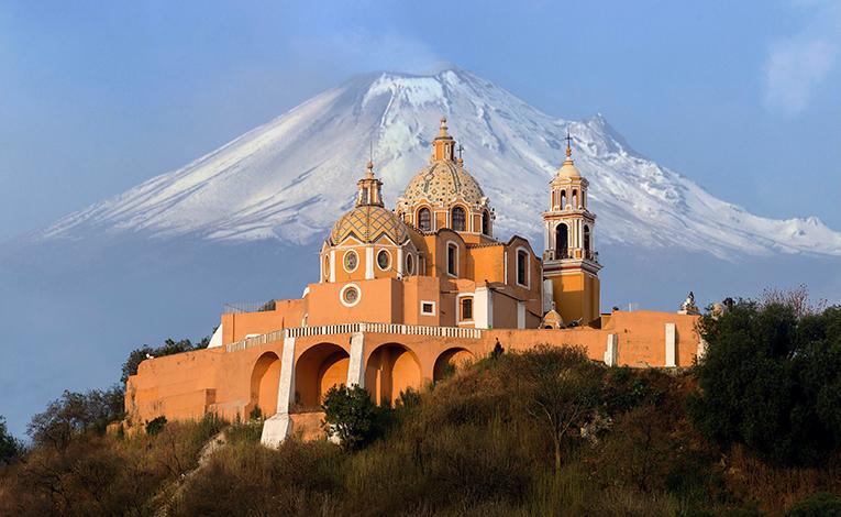 Photo of Cholula, Mexico